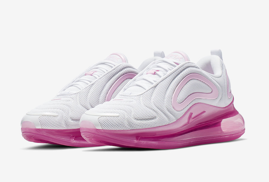 5cdfad8505 Nike Air Max 720 Pink Rise AR9293-103 Release Date - SBD