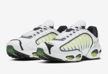 outlet store 82d75 25bfe Volt Highlights This Upcoming Nike Air Max Tailwind 4