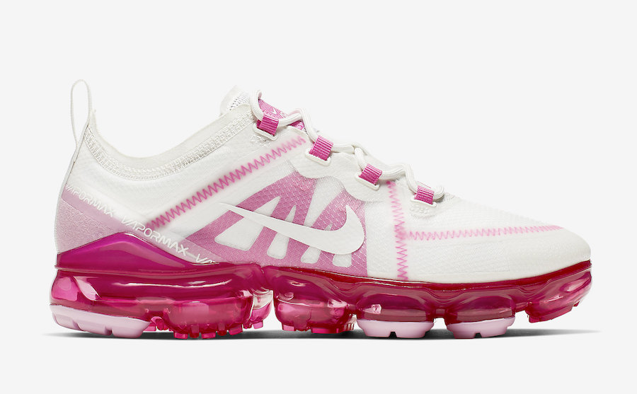 1f866bf228d2d Nike Air VaporMax 2019 Pink Rise AR6632-105 Release Date - SBD