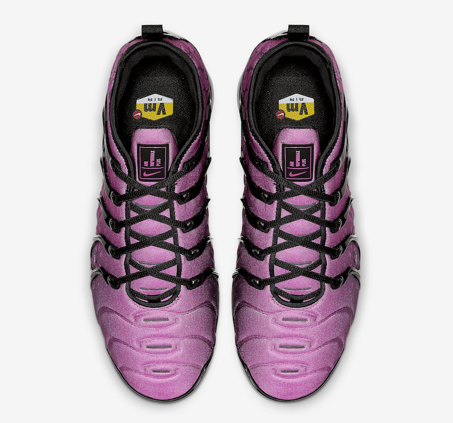 27f7ac442d Nike Air VaporMax Plus Active Fuchsia 924453-603 Release Date - SBD