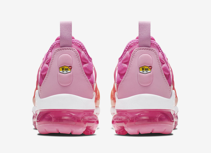 newest collection e0832 23b10 Nike Air VaporMax Plus Psychic Pink CI9900-600 Release Date ...