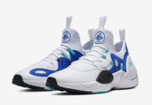 the latest 4de7a fe3cc Nike Huarache EDGE TXT Offered in Hyper Jade and Game Royal