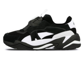 PUMA Thunder Disc Black White Release Date