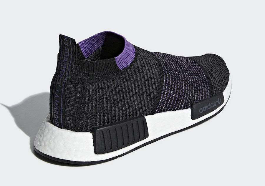 adidas NMD City Sock Purple Pack C28196 Release Date