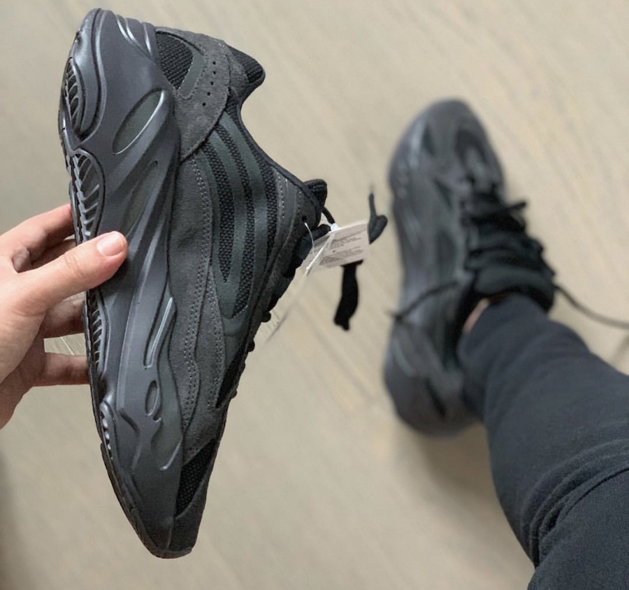 adidas Yeezy Boost 700 V2 Vanta FU6684 Release Date