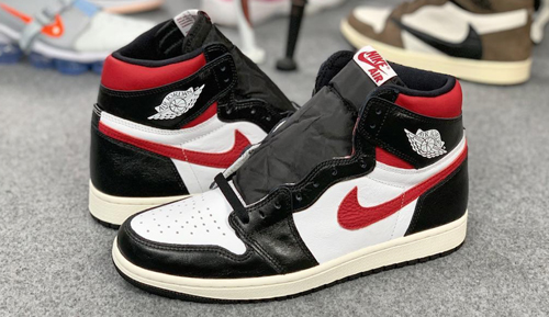81772e8f7dcf9d Air Jordan 1 Retro High OG Color  Black White-Sail-Gym Red Style Code   555088-061. Release Date  June 29