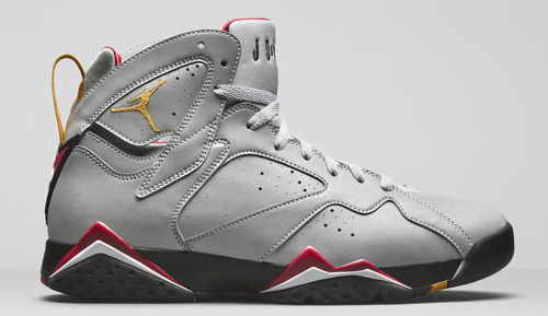"4859f237a958 Air Jordan 7 ""Reflections of a Champion"" Color  Reflect Silver Cardinal Red- Black-Bronze Style Code  BV6281-006. Release Date  June 8"