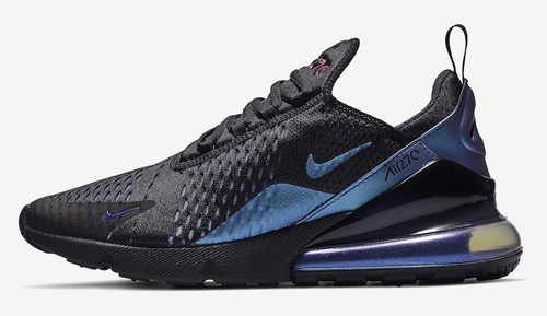 super cheap 18779 ca7b1 Nike Air Max 270. Color  Black Laser Fuchsia-Regency Purple-Anthracite  Style Code  AH8050-020. Release Date  March 21, 2019. Price   150 — Buy   eBay    Nike