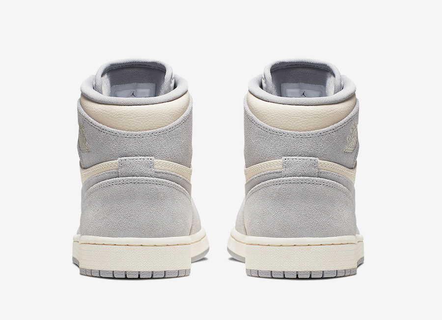 "Air Jordan 1 High ""Pale Ivory"" Official Images & Release Info"