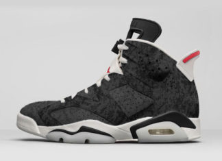 Air Jordan 6 Black Washed Denim CT5350-401 Release Date