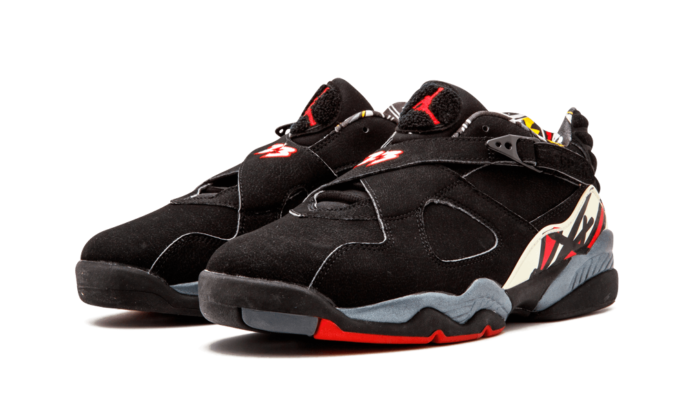 450c3a741897 Air Jordan 8 Low Playoffs 306157-061 2003 Release Date-1 -