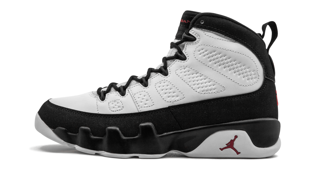 sports shoes e93cb 747ac Air Jordan 9 OG + Charcoal Release Date - Sneaker Bar Detroit