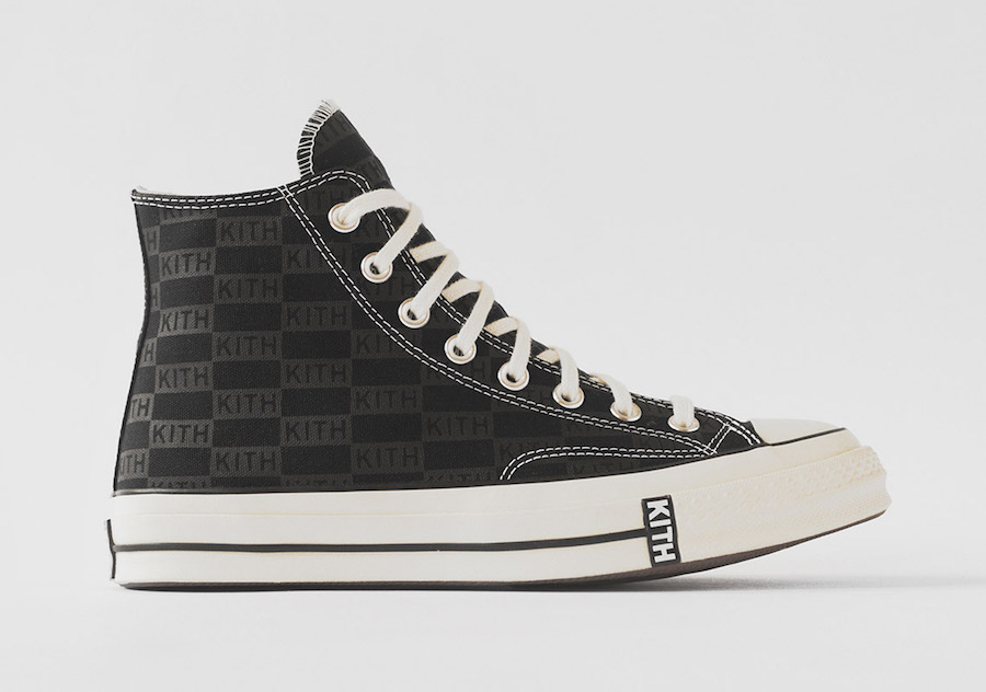 Kith Converse Chuck Taylor Monogram Print Release Date