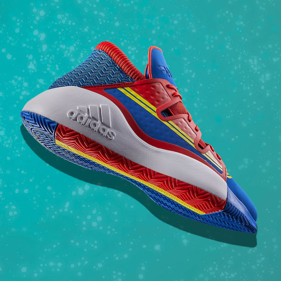 Marvel adidas Pro Vision Captain Marvel Release Date