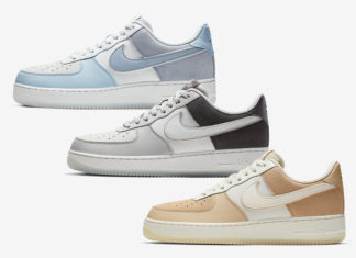 0a38172d30265 Nike Air Force 1 Low Colorways
