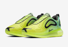 Nike Air Max 720 Volt AO2924-701 Release Date