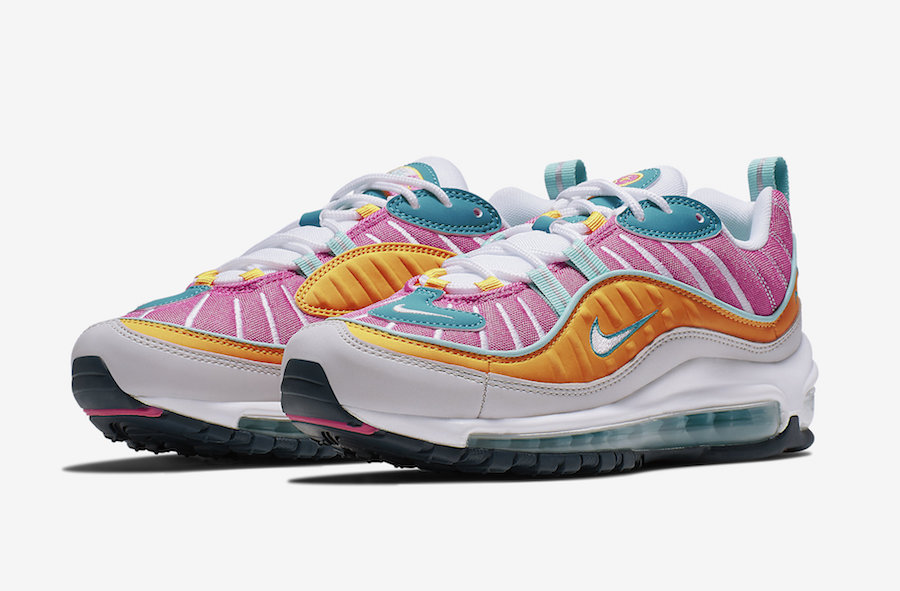 sports shoes 5741b fa5da Nike Air Max 98 CI9897-301 Release Date - Sneaker Bar Detroit