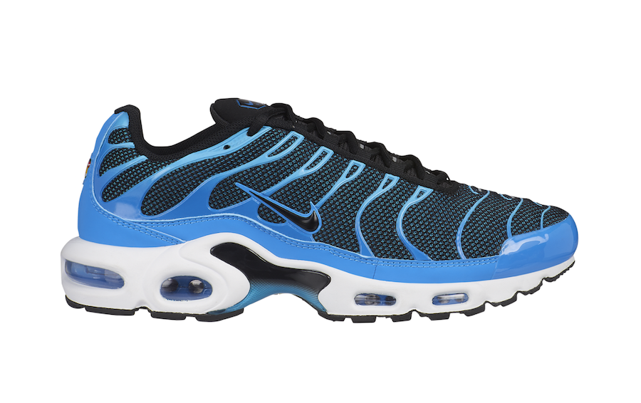 official photos 4c8e0 ff02f While this Nike Air Max Plus has nothing to do with the ...