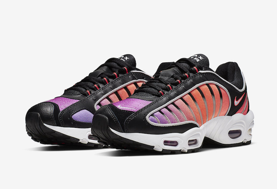 another chance 50ad7 40e7e Nike Air Max Tailwind 4 AQ2567-002 Release Date