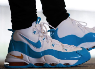 "80469d58cc7 Nike Air Max Uptempo 95 Returning in ""Blue Fury"""
