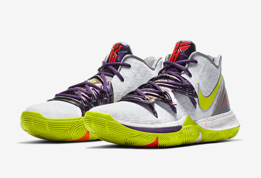 the latest 42056 c6da0 Nike Kyrie 5 Mamba Mentality AO2918-102 Release Date Price