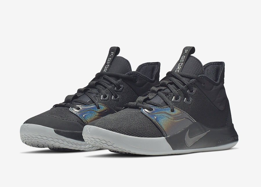 Nike PG 3 Iridescent AO2608-003 Release Date Price