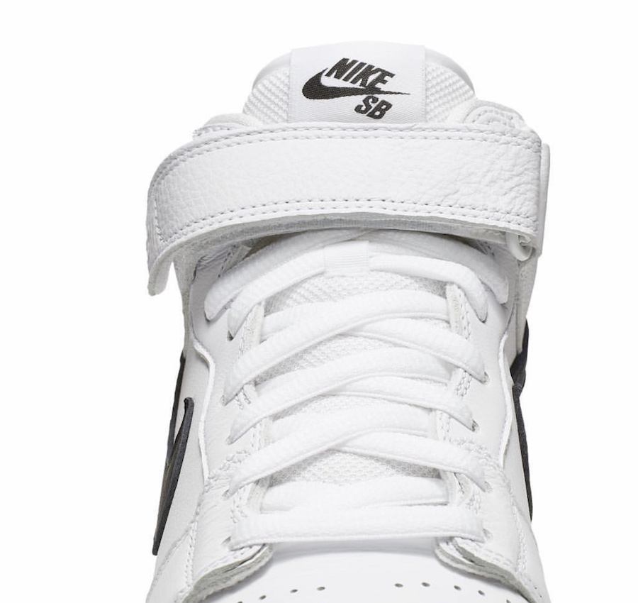 Nike SB Dunk Mid Orange Label White Gum Release Date