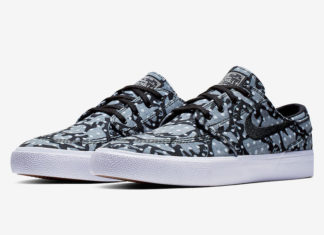 73ac5630e7d Nike SB Stefan Janoski Covered in Pin Dots