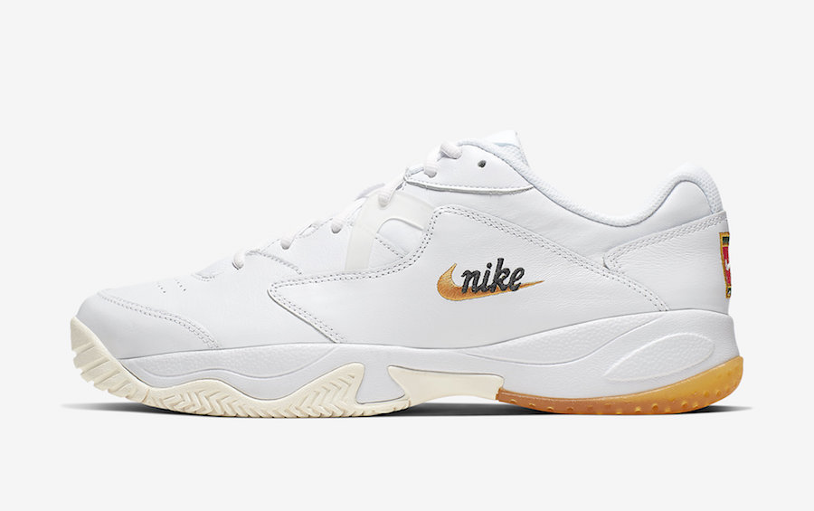 NikeCourt Court Lite 2 White Sail CJ6781-100 Release Date