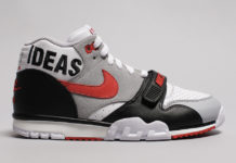TEDxPortland Nike Air Trainer 1 Auction Release Date