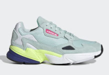 adidas Falcon Ice Mint CG6218 Release Date