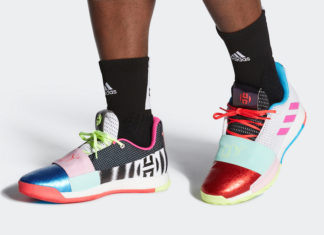 adidas Harden Vol. 3 Different Breed Release Date