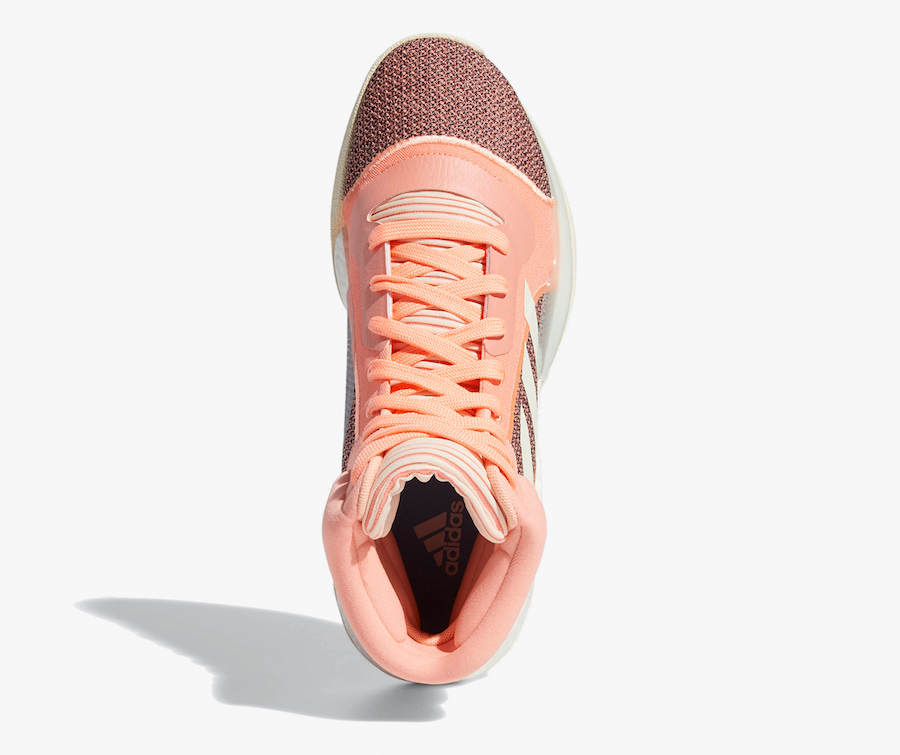 adidas Marquee Boost Sun Glow G27736 Release Date