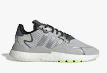 adidas Nite Jogger Grey Neon EF5839 Release Date