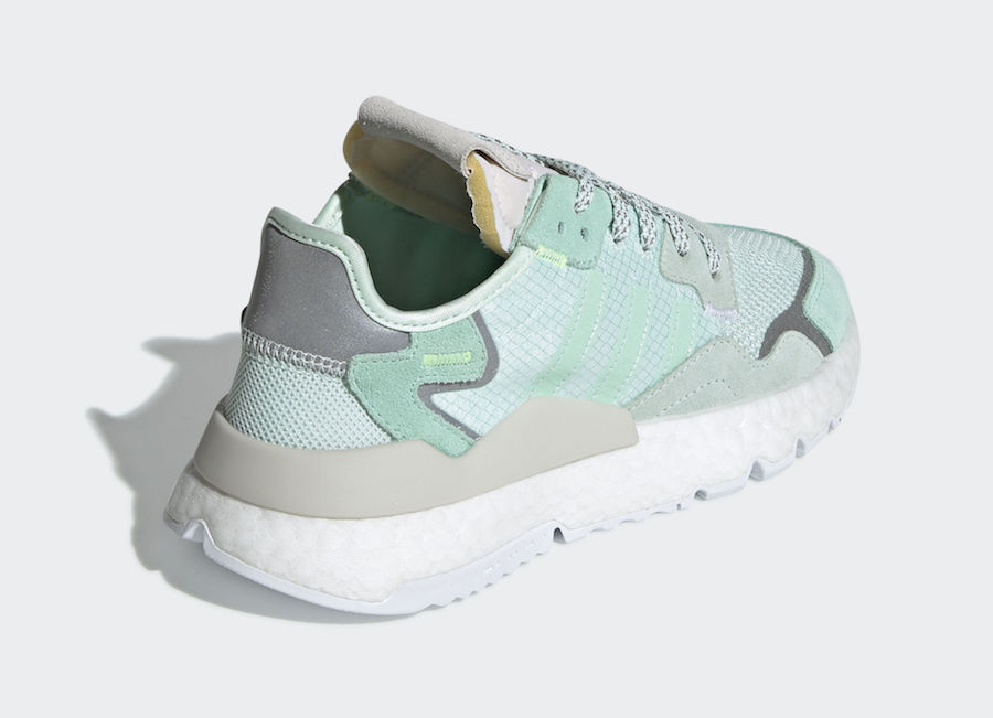 adidas Nite Jogger Ice Mint F33837 Release Date