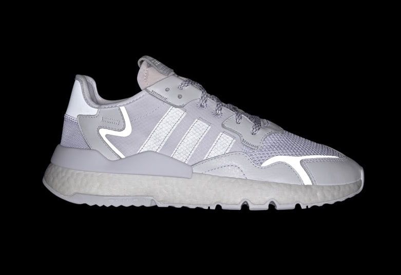 adidas Nite Jogger Triple White BD7676 Release Date