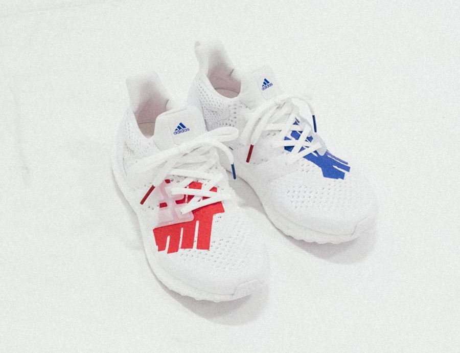 Undefeated adidas Ultra Boost USA 2019