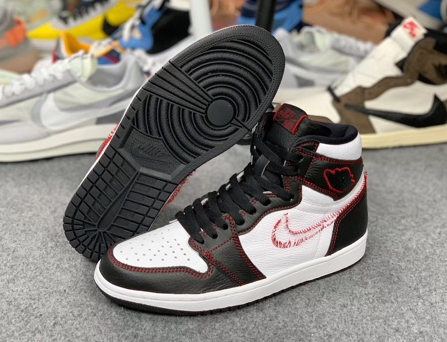 biggest discount latest undefeated x Air Jordan 1 High OG Defiant CD6579-071 Release Date - SBD