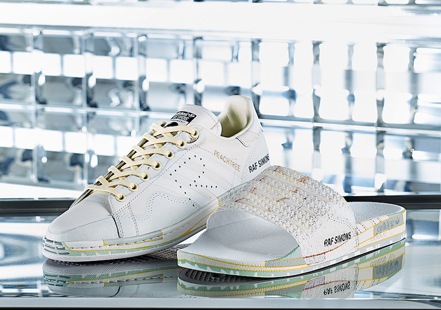 Raf Simons Stan Smith April 2019 Release Dates