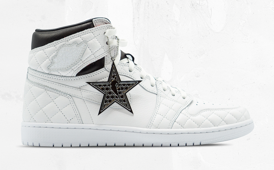 Air Jordan 1 Charlotte All-Star 300 Pairs Auction Release Date