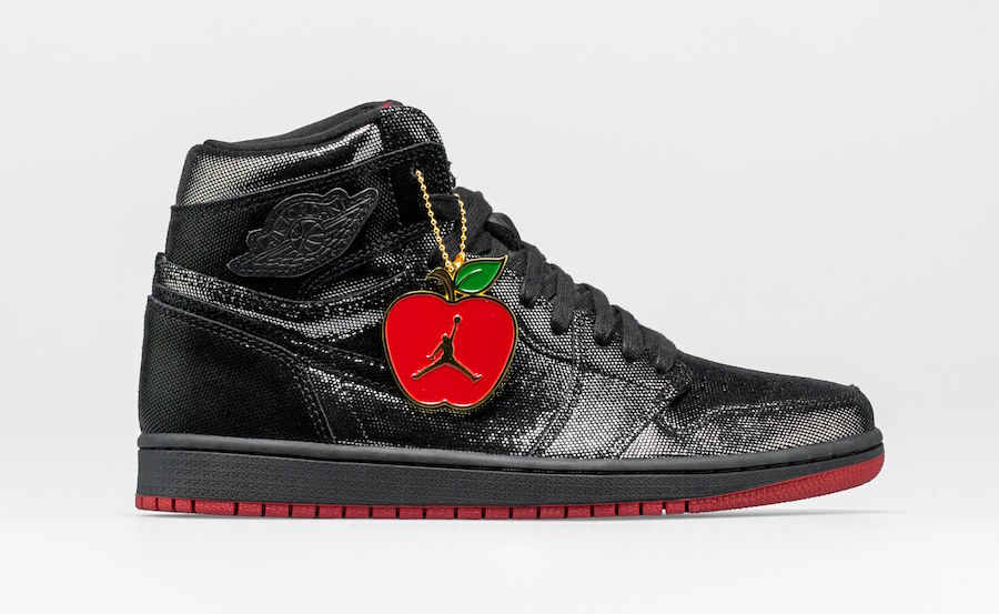 Air Jordan 1 SP Gina CD7071-001 Shoe Palace Release Date