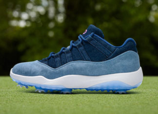 Air Jordan 11 Low Golf No Denim Allowed Release Date
