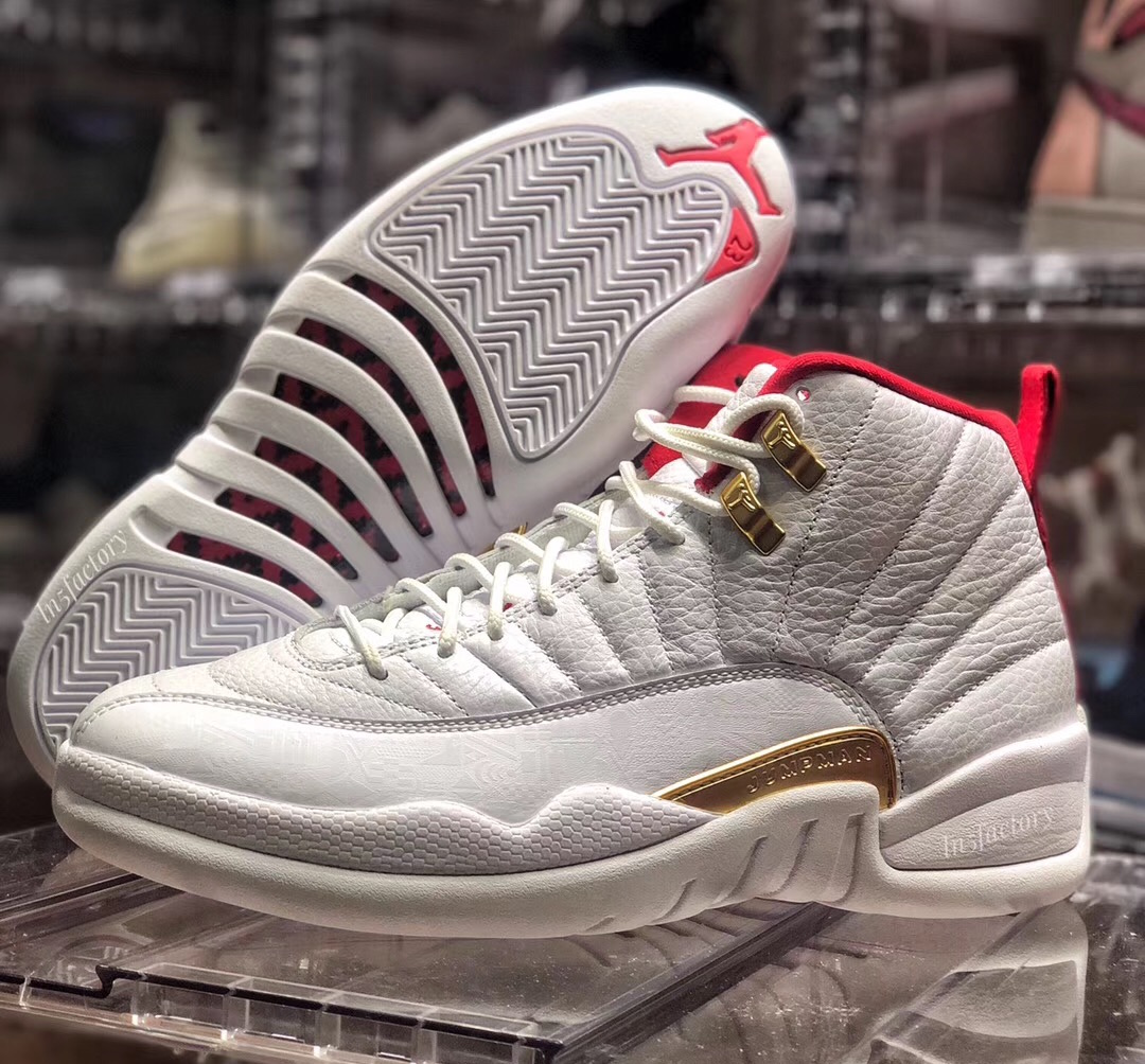 red and white 12s 2019