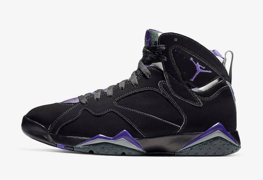 Air Jordan 7 Ray Allen 304775-053 Release Date Price