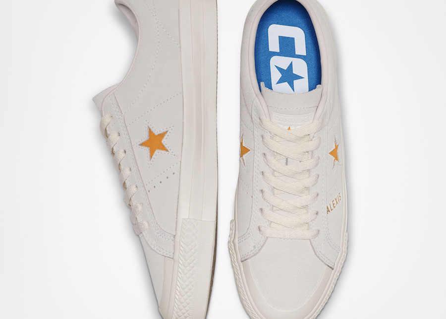 Alexis Sablone Converse One Star Pro Release Date