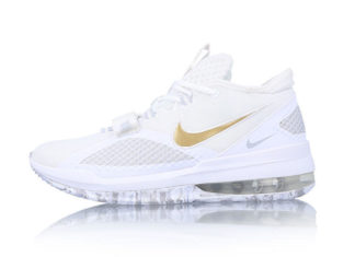 836499a4d Nike Releases The Air Force Max Low in White and Gold