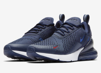 685ecdc293c9 French-Themed Nike Air Max 270
