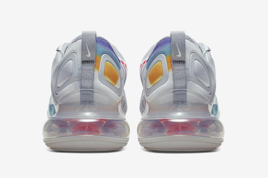 Nike Air Max 720 Pride AO2924-011 Release Date