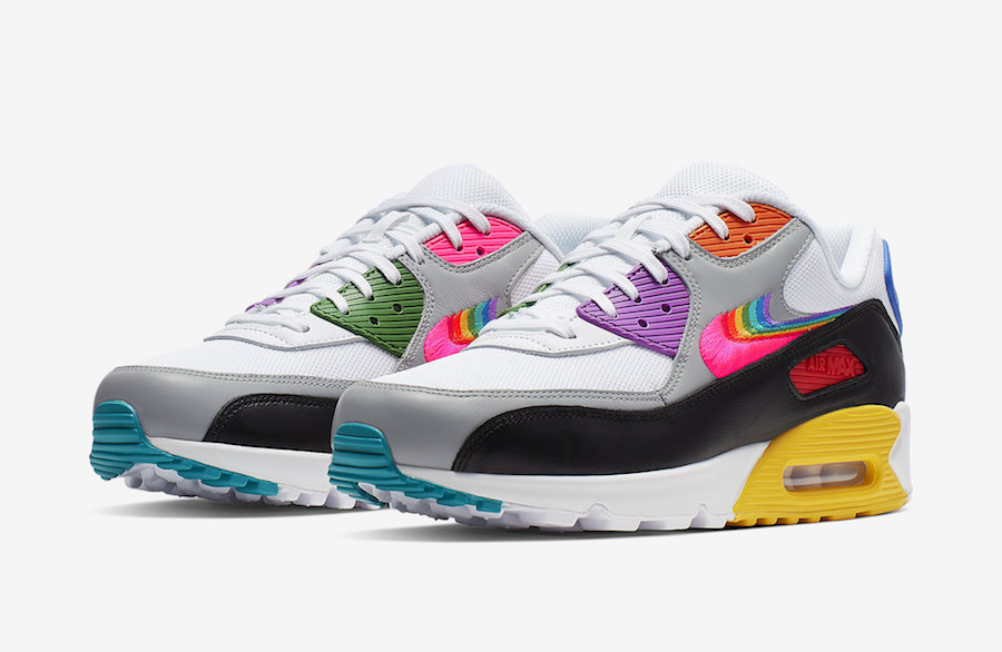 Nike Air Max 90 Be True CJ5482-100 Release Date - Sneaker ...