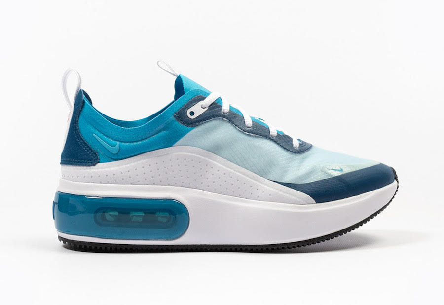 best website 5bab0 ee2a5 Nike Air Max Dia Blue Force AR7410-104 Release Date